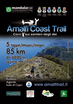 Amalfi Coast Trail 2011